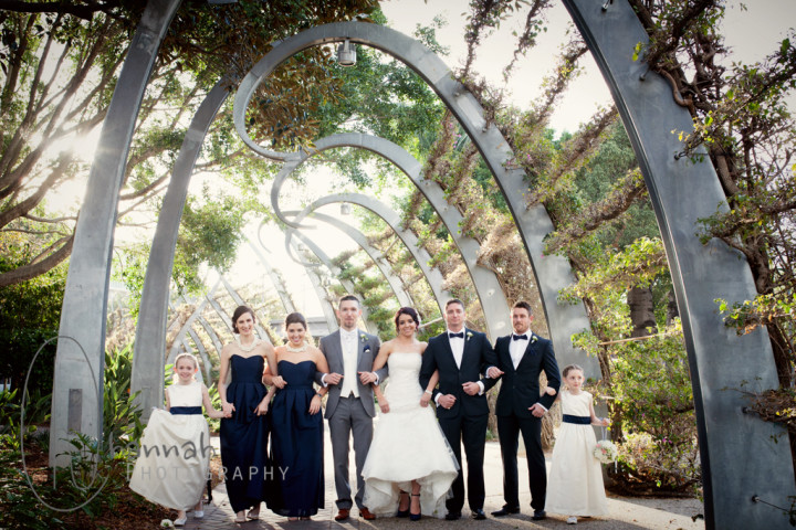 Using Brisbane's evening light for best wedding photography.