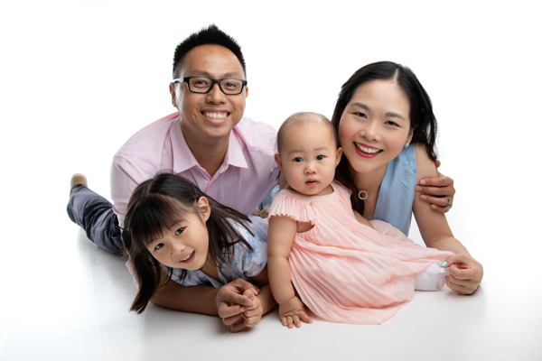 Family Portraiture by Hannah Photography